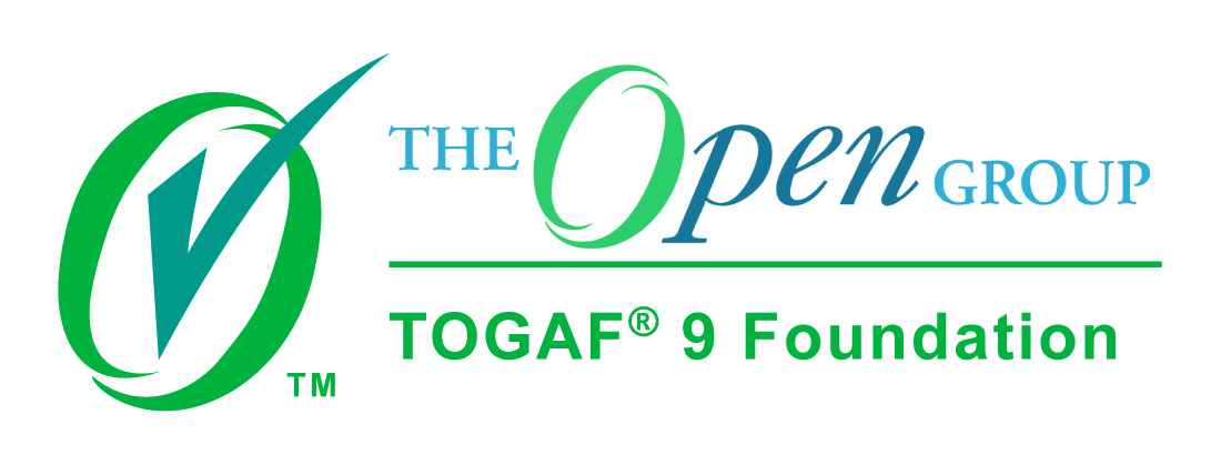 Logo Open Group Togaf 9 Foundation Certification